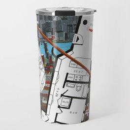 """""""Open Concept""""  Travel Mug"""