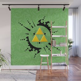 Triforce Zelda Wall Mural