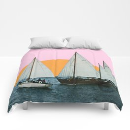 Into the Sunset Comforters
