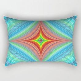 Happy abyss Rectangular Pillow