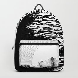 Abandoned to the Sun Backpack