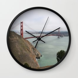 An Amazing View Wall Clock