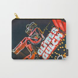 Las Vegas Cowgirl Carry-All Pouch
