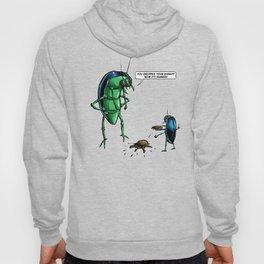 Dung Beetles Hoody