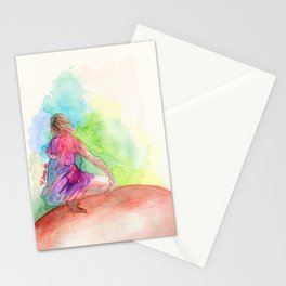 The Wainting (1/4) Stationery Cards