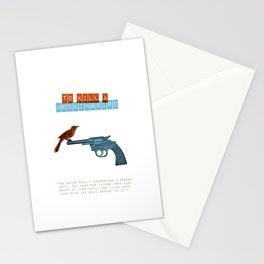 To Kill a mocking bird Stationery Cards