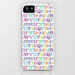 A, You're Adorable iPhone Case