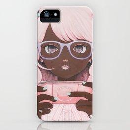 Gamergirl 3 p iPhone Case