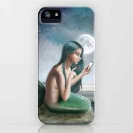 Hello? (Disconnected) iPhone Case
