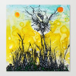 Tim Burton Canvas Print