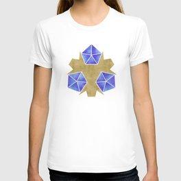 Saphire Spiritual Stoe T-shirt