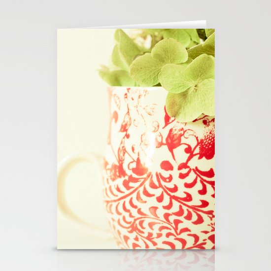 Hello Morning Stationery Cards