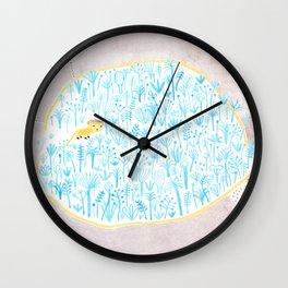 The Enzo's Kingdom Wall Clock