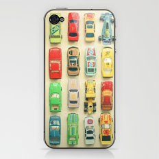Car Park iPhone & iPod Skin