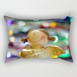 Christmas magic 22. Rectangular Pillow