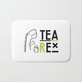 Tea-Rex Bath Mat