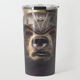 Armored Bear Companion Travel Mug