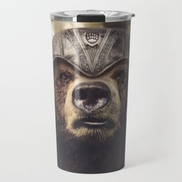 Armored Bear Companion Travel Mug