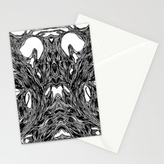 Subconscious Throne of Death  Stationery Cards