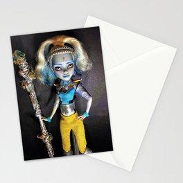 Summoner Pearl custom doll Stationery Cards
