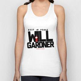 The Good Wife: R.I.P Will Gardner Unisex Tank Top