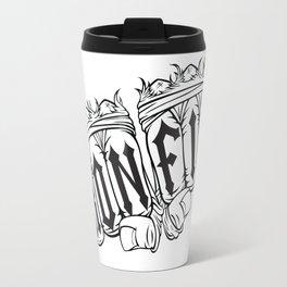 Iron Fist Travel Mug