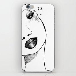 You Cannot Take My Joy GRRL iPhone Skin