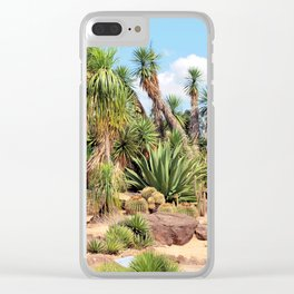 Arid Zone Clear iPhone Case