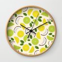 Lime Lemon Coconut Mint pattern by badenglishcat