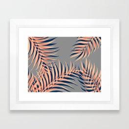 Palms Vision II #society6 #decor #buyart Framed Art Print