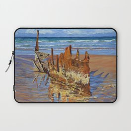 Beached Remains Laptop Sleeve