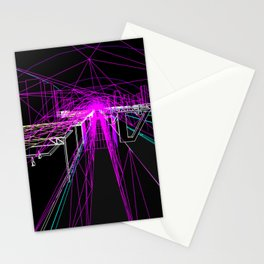 Tunnel View Stationery Cards