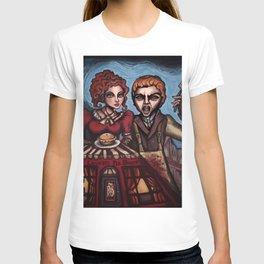 """""""Sweeney Todd"""" T-shirt"""