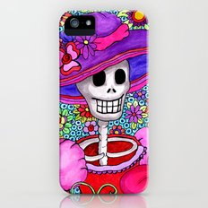 Catrina Doña Beatriz iPhone (5, 5s) Slim Case