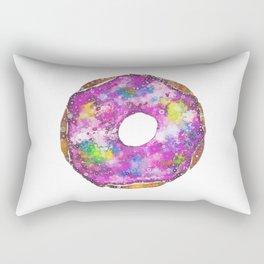 Psychedelic Phrosted Doughnut Baker's Dozen #1 Rectangular Pillow