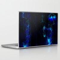 metroid Laptop & iPad Skins featuring Metroid: Phazon by FirebornForm