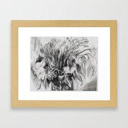 As They Die (v) Framed Art Print