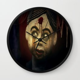 Possibly Possessed Wall Clock