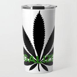 Legalize It Travel Mug
