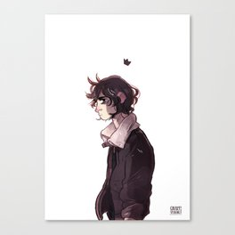 Prince of Death Canvas Print