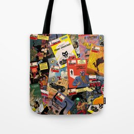 Les Aventures d'El Spectro  Tote Bag