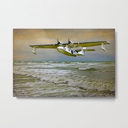 Catalina Flying Boat Metal Print