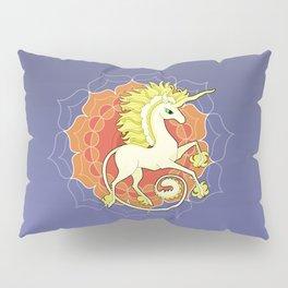 Vendel Unicorn - the sun Pillow Sham