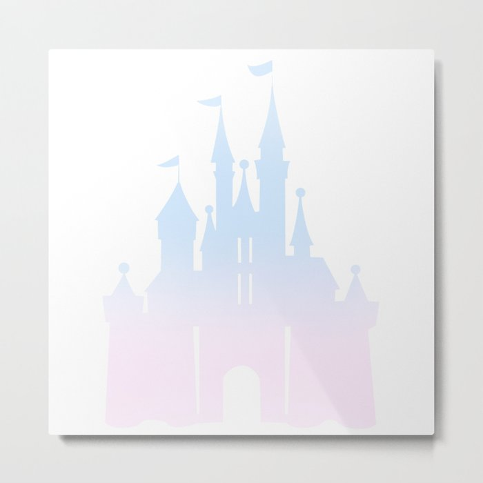 cindy's castle Metal Print