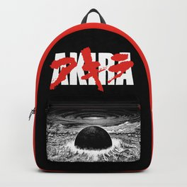 AKIRA - Neo Tokyo Is About To Explode Backpack