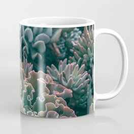 Mornings In The Succulent Garden #1 Coffee Mug