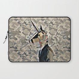 Army unicorn Laptop Sleeve