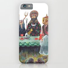 The Art of ruining conversation at dinner parties Slim Case iPhone 6s