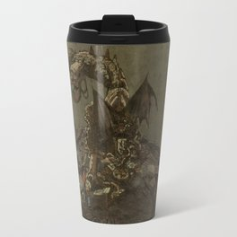Junkyard Dragon  Travel Mug