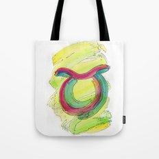 Taurus Flow Tote Bag